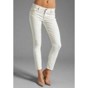 Citizens Of Humanity Mid Rose Crop Skinny Jeans 25